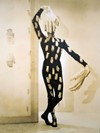 Charles Henri Ford in a costume designed by Salvador Dali