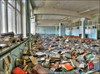 Disused Russian Library