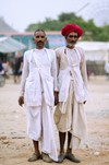 Camel sellers from Jalore, Rajasthan