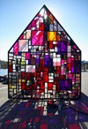 Tom Fruin: Kolonihavehus