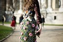 Anna Dello Russo as Fabergé Egg, by Mary Katrantzou