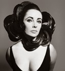 elizabeth taylor by richard avedon, 1964
