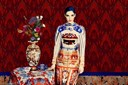 Mary Katrantzou FW11 photographed by Erik Madigan Heck