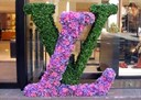 Flower Letters by McQueens