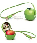 Hermes Apple Holder