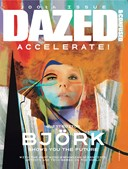 Dazed & Confused 200th Issue – Björk Guest-Edit