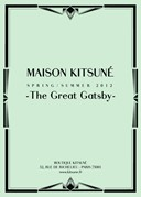 Kitsune SS12 Great Gatsby Lookbook
