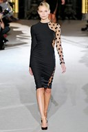 Stella McCartney A/W11 Polka dot dress