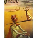 Dalì Vogue 1939 Cover