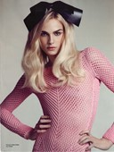 Andrej Pejic using Helen Rödel