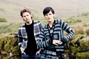 Christopher Kane & Stella Tennant in Scotland