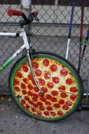 Pepperoni Bike