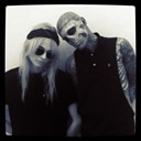 Andrej Pejic and Zombie Boy for Auslander