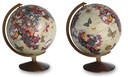 Butterfly Globes by Wendy Gold