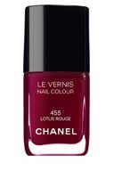 Chanel Nail Polish in Lotus Rouge