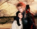 "Jennifer Connelly & David Bowie in ""Labyrinth"" (1986)"