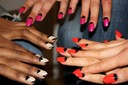 NAILS AT SISTER BY SIBLING FALL/WINTER 2012 SHOW