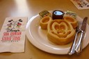 Mickey-Mouse Waffles