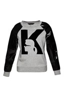 Karl by Karl Lagerfeld Womenswear SS12 Sweater.
