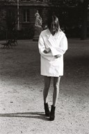 Jacquemus White Coat