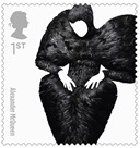 Great British Fashion Stamps – Alexander McQueen
