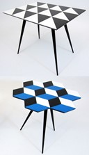 'GEOMETRIC LIVING COLLECTION' BY ROCKMAN & ROCKMAN