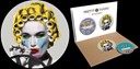 "Pam Hogg, Limited Edition Tax disc holder & certificate - ""Road Hogg"""