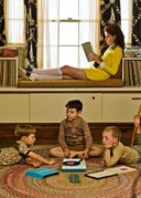 60s chic in Moonrise Kingdom