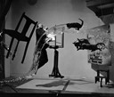 Dali Atomicus by Salvador Dalí and Philippe Halsman, 1948