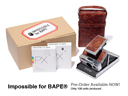 Impossible Project x BAPE