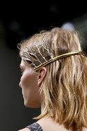 Balenciaga S/S 13 Headpiece