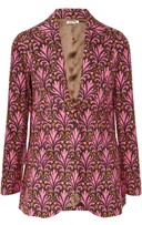 Miu Miu Printed Jacket
