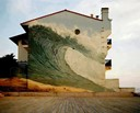 Wave Mural