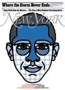 OBAMA COVER OF NEW YORK MAGAZINE BY CRAIG REDMAN
