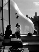 Snoopy Balloon by Elliott Erwitt