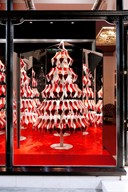The Louboutin Christmas Tree