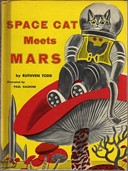 Space Cat Meets Mars by Ruthven Todd