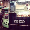 snack-bar KENZO at Pitti Uomo 2013