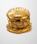Golden Burger by Thomas Hannich and Arndt von Hoff