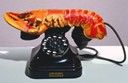'Lobster Telephone' by Salvador Dali, 1936