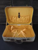 Goyard Vintage Small Carry On Suitcase