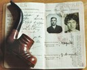 The Passport and Pipe of René Magritte