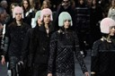 Chanel Furry Helmets