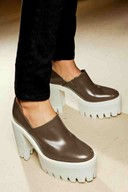 "Stella McCartney ""rain shoes"" A/W13"