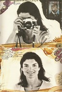 Jacqueline Onassis by Peter Beard