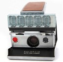 Andy Warhol's Personal Polaroid Camera