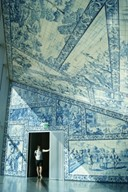 Delftware room by Rem Koolhaas