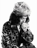 Ezra Miller wearing Louis Vuitton Snow Leopard Coat in Another Man 17