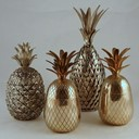 Metal Pineapples