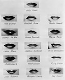 Lips from the 1920s